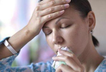 Warum erhalte ich bei Kopfschmerzen Husten: Ursachen