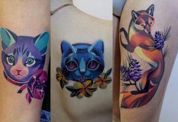 Najbardziej modny tatuaż w tym roku. Co szkice pakowane naszych rodaków większość tego?
