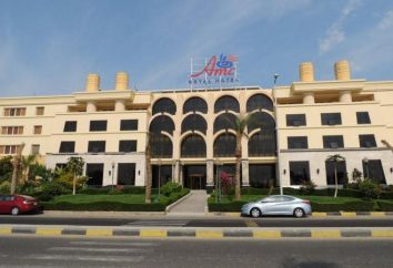 AMC Royal Hotel 5 * (Hurghada, Égypte): description, photos, avis des touristes