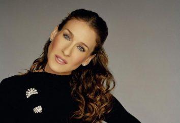 Kerry Bradshaw: una imagen de pantalla, que se convirtió en un ejemplo de imitación. Conjuntos, peinado, apartamento y vestido de novia por Kerry Bradshaw