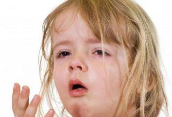El niño tose a vómitos – ¿Qué hacer? Bronquitis, asma y tos ferina en niños: Síntomas y Tratamiento
