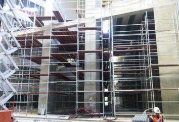Keil Gerüstbau: Eigenschaften, Installation, Montage und Empfehlungen