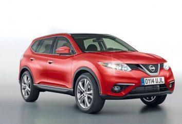 Charakterystyka techniczna Nissan Qashqai i cena nowego spisu rozjazdy 2014