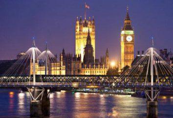 Storia di Londra: descrizione, fatti e luoghi interessanti