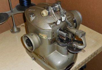 Futro maszyna do szycia: opis i specyfikacje