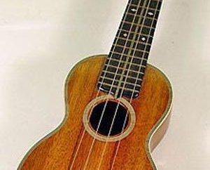 Detalhes sobre como configurar o ukulele