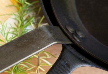 Was ist der Unterschied zwischen dem Eisen- und Stahlgeschirr?
