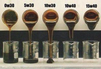 viscosità. Il coefficiente di viscosità dinamica. Il significato fisico del coefficiente di viscosità