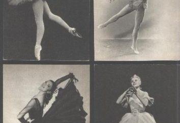 Najjaśniejsze gwiazdy baletu radzieckiego