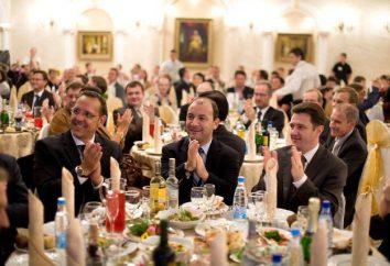 ideia de negócio: banquetes. Regras de organização e banquetes