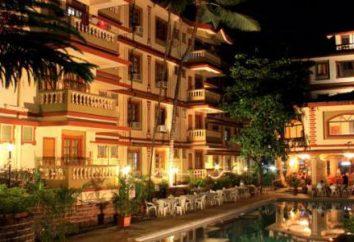 Goa 3 *: Highland Beach Resort. Descripción y fotos del hotel, los Viajeros