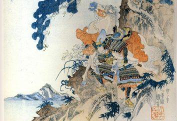 Malarstwo japońskie: wszystkie subtelności malarstwa wschodniego