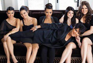 Kardashian historia sukcesu: rodzina, która stała na świecie doniesienia prasy brukowce