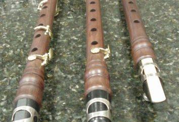 clarinete Armenian – um instrumento musical único