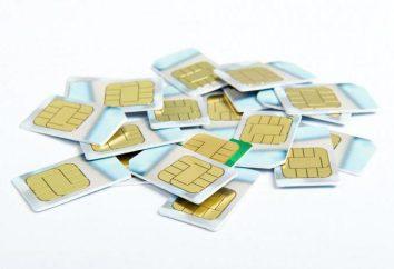 Telefone do cartão SIM: o dispositivo