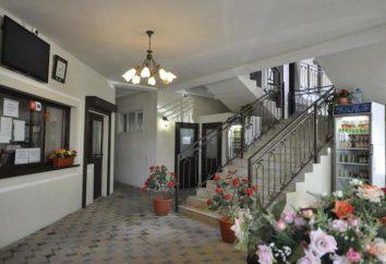 """""""Atrium"""" (Divnomorskoe) – casa de huéspedes en el Cáucaso con servicio europeo"""
