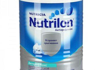 """""""Nutrilon Antireflyuks"""": composição, método de utilização e opiniões dos clientes"""