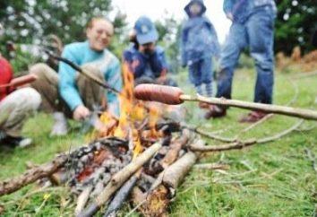 Que prendre sur le barbecue sur la nature