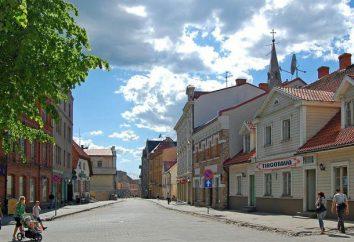 Letónia: Cesis e suas atrações