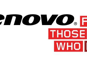 """""""Lenovo"""" – cuya firma, en qué país? Lenovo: opiniones"""
