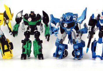 Hasbro zabawki. Transformers: Opinie