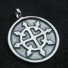 """""""Hełm grozy"""" (amulet): Wartość zdjęcia"""