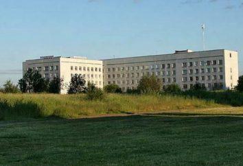 A maioria do hospital de St. Petersburg