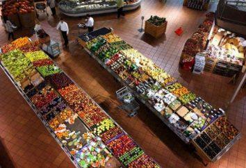 Supermercado – um supermercado