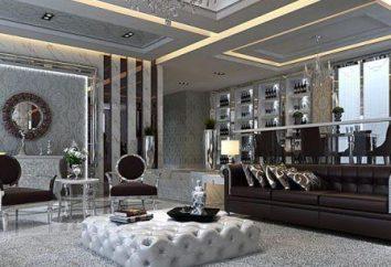Art Deco wnętrze: główne trendy