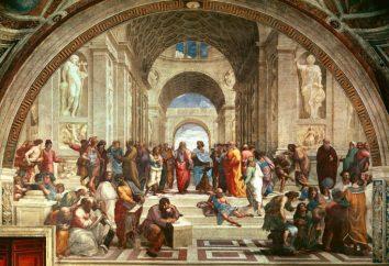 Anos do Renascimento. Características gerais da Renascença