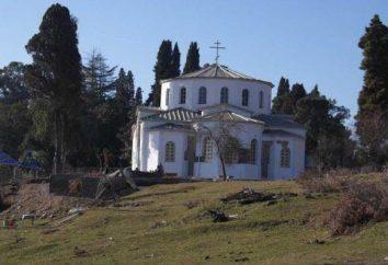 Monastero Drandsky, Abkhazia: descrizione, storia e fatti interessanti