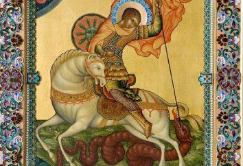 Icon von St. George der Siegreiche: eine Geschichte, was es bedeutet und was hilft