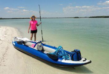Jak wybrać nadmuchiwaną łódź? Zalecenia doświadczonych rybaków