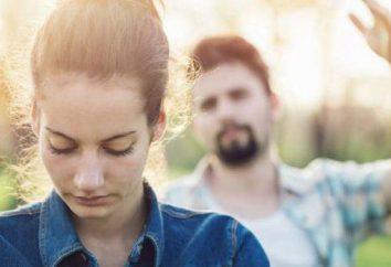 Co zrobić, jeśli stale przysięgać z mężem?