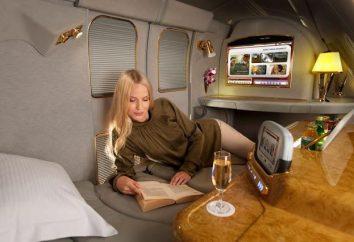 Wie von Moskau nach verschiedenen Fluggesellschaften fliegen Emirates