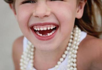 W jakim wieku iw jakiej kolejności dziecko zęby wypadają? Jazda Utrata zębów mlecznych u dzieci