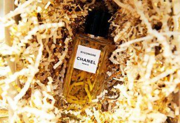 """""""Sycamore Chanel"""": descrição, comentários"""