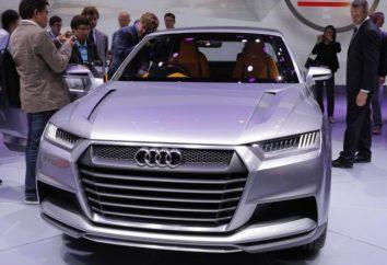 Audi Q9 – un crossover del futuro