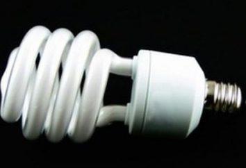 Perché la luce lampeggia con le luci spente?