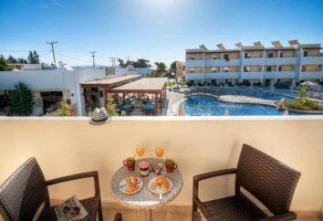 Hotel Matina 3 * Rodos (Grécia / Rodes): comentários, descrições, números e comentários