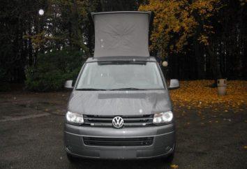 Volkswagen California – Podróże samochód