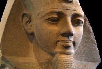 Pharaon Ramzes Veliky, l'Egypte ancienne: le conseil d'administration, biographie