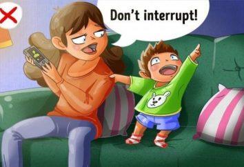 Je n'aime pas le comportement de leurs enfants? Peut-être est le résultat de vos erreurs