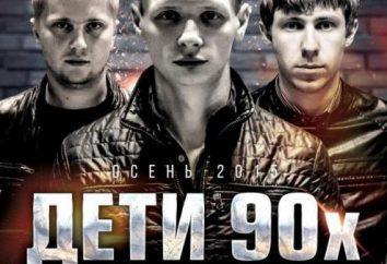 """""""I bambini degli anni '90"""": gli attori del film"""