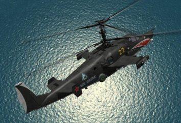 elicotteri Kamov: tutti i modelli. Foto e specifiche