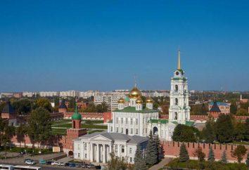 Tula: Bevölkerung, Geschichte und Sehenswürdigkeiten