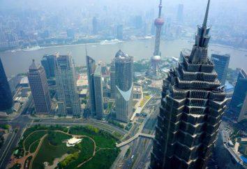 altezza Jin Mao, foto, costruzione