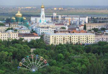 Aviators Park (Rostow am Don): Beschreibung. Sehenswürdigkeiten in Rostov-on-Don
