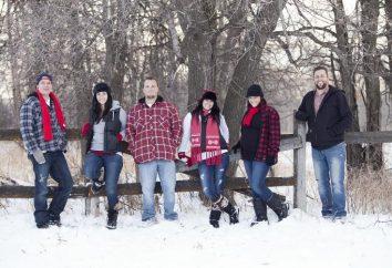 Inverno fotografico – l'idea di tenere. Idee per gli amanti invernali photoshoot
