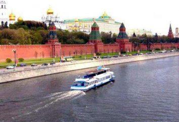 autobusy rzeka w Moskwie: harmonogram i trasy